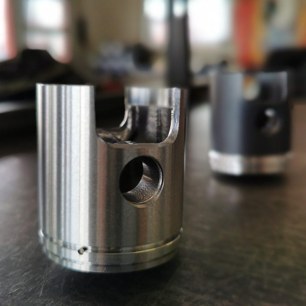 Slippex beschichteter Kolben Motofactory