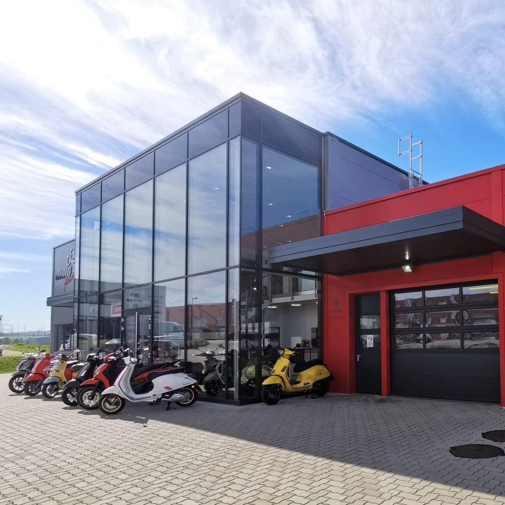 Motofactory Ihr Zweirad Spezialist Sandfeld 8, 2100 Stetten 0226263239